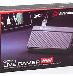 AverMedia Live Gamer Mini: обзор новинки