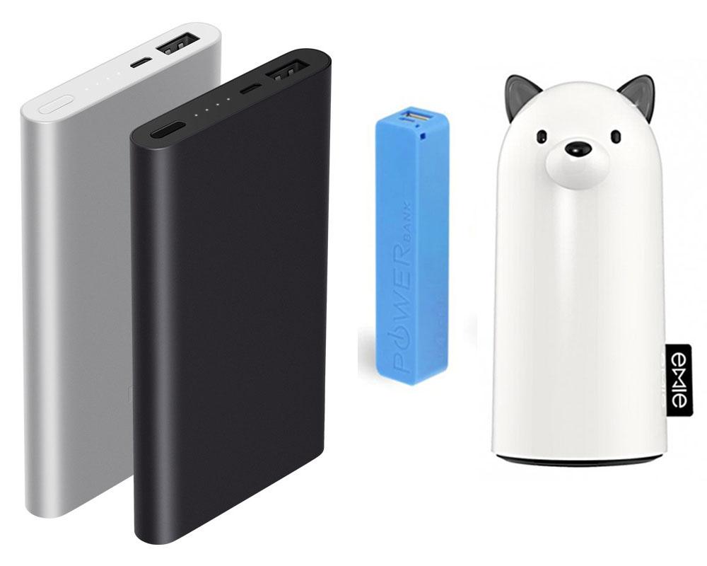 Как выбрать внешнее зарядное устройство для смартфона