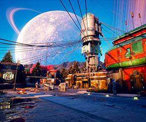 The Outer Worlds от Obsidian - игра, которую выбираешь сам.