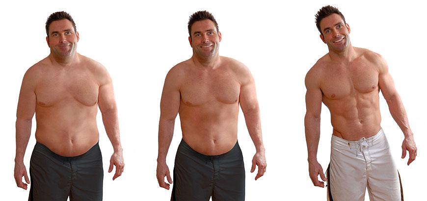 Как сбросить вес мужчине в 35 лет