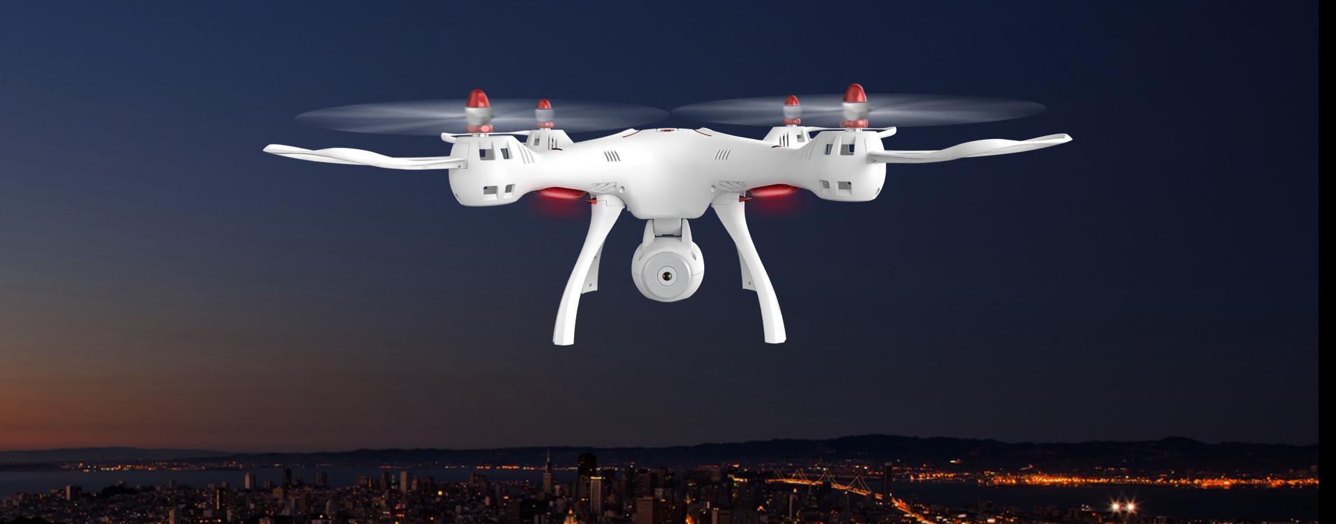 Для чего нужен квадрокоптер. Функции и технические характеристики дрона