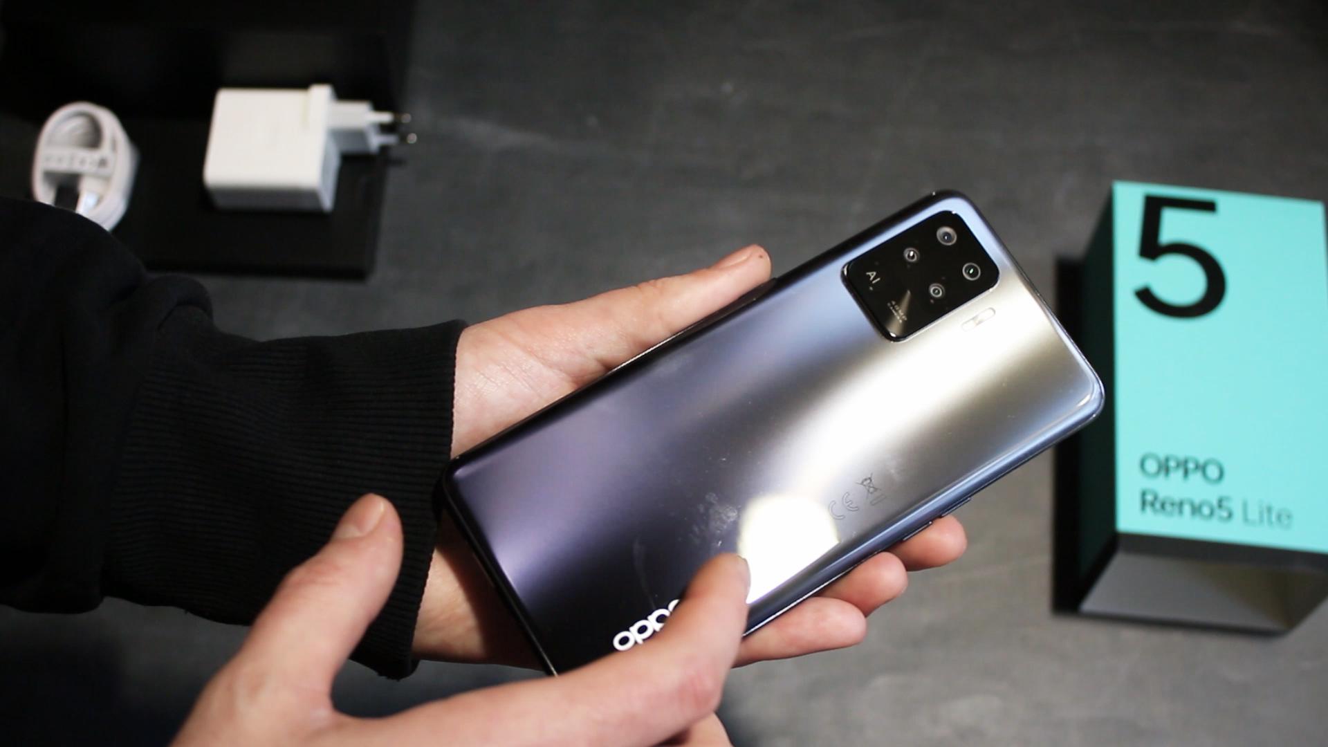 Смартфон Oppo RENO 5 Lite