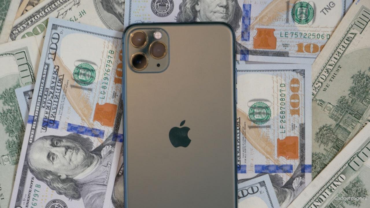 Apple забирает почти половину всей прибыли рынка смартфонов